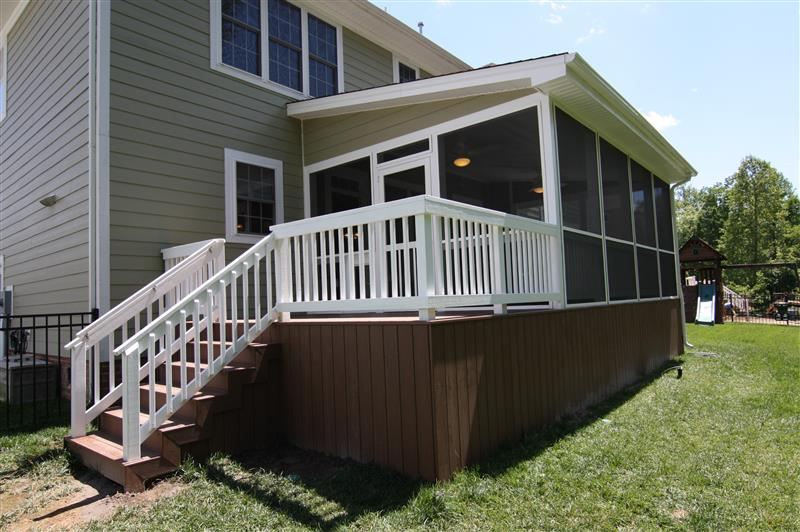 Visit Our Screen Porches Galleries