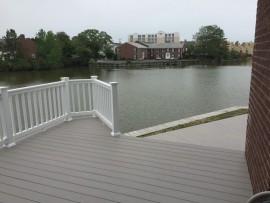 Capstock Cap Stock Decks And Decking Chesapeake Va Beach