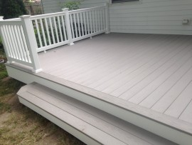 Composite Deck Construction Virginia Beach