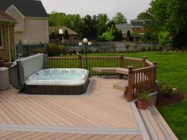 Spas and Hot-Tub Surrounds Chesapeake