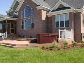 Composite Deck Designs Hampton Roads, VA
