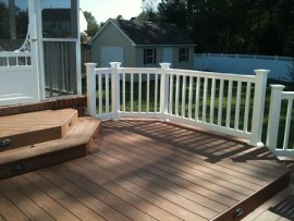 Composite Deck Designs Hampton Roads, VA