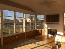 Eze Breeze Sunroom Windows