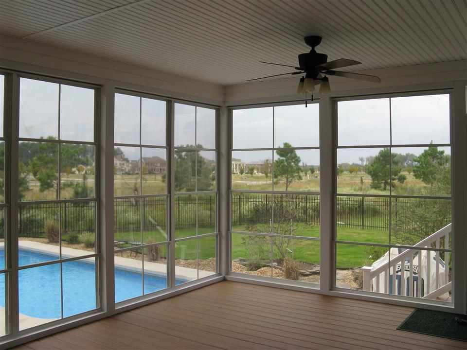sunroom windows with screens living room windows for porches and sunrooms custom decks ac