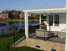 Trellises, Gazebos Southside Hampton Roads