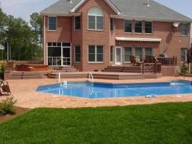 Pool Decks Hampton Roads
