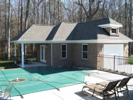 Pool House Builder Hampton Roads, VA