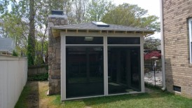 Screened Porches Contractors in Va. Beach
