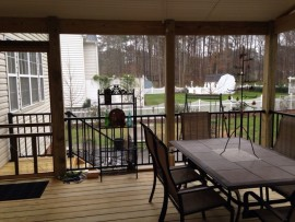Screen Porch Designs