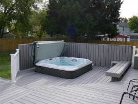Spas and Hot-Tub Surrounds Virginia Beach