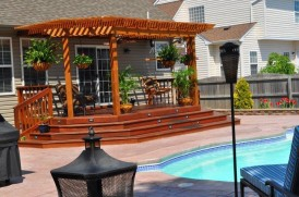 Wood Deck Design, Construction Virginia Beach, VA