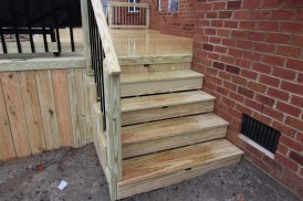 Wood Deck Installers Hampton Roads, VA